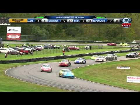 GRAND-AM Championship Weekend Continental Tire Sports Car Challenge GS Race Highlights