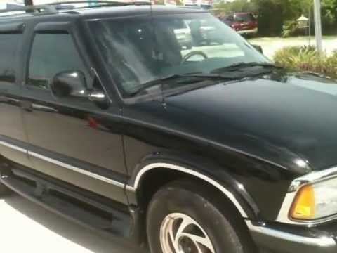 1996 Chevy Blazer Lt View Our Current Inventory At Fortmyerswa