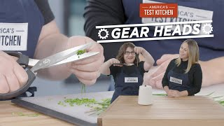 Gear Heads | Which Kitchen Shears are a Cut Above the Rest?