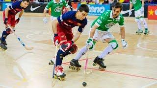 [esp] liga europea: hockey club liceo - fc barcelona lassa (2-2)