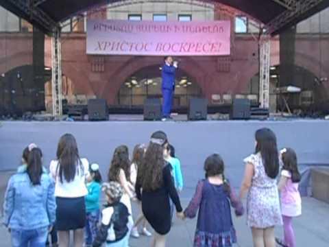 АРМЯНСКИ  Церковь Сурб Хач (Москва, Россия)