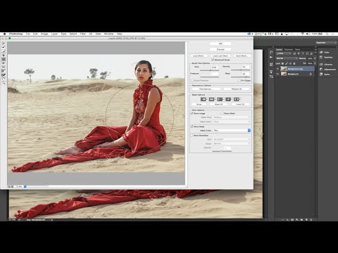 A Primer on Using Photoshop's Liquify Filter for Realistic Retouching