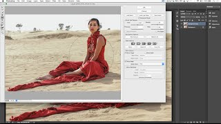 Photoshop - The Liquify Filter Made Easy.