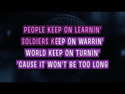Higher Ground Karaoke Version by Stevie Wonder