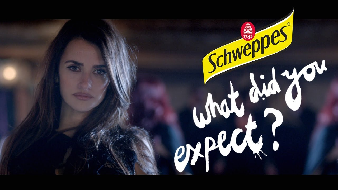 What did you expect pen 233 lope cruz schweppes 2014 director s