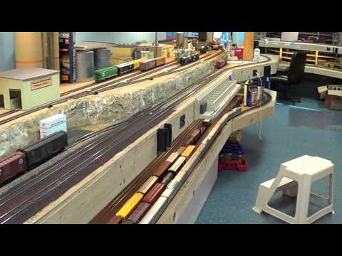 LAYOUT DESIGN AND BUILDING A MODEL RAILROAD HO