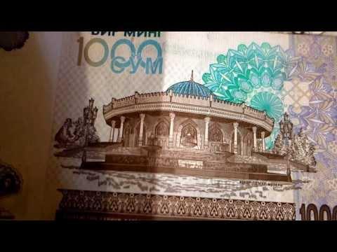 Uzbek money: It's easy to feel rich in Uzbekistan