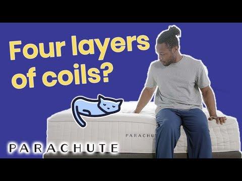 parachute-mattress-review- -what-s-an-innerspring-hybrid-mattress?