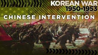 Korean War - Chinese Intervention 1950 - COLD WAR DOCUMENTARY