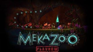 PlayNow: Mekazoo | PC Gameplay (2D Platformer Game)