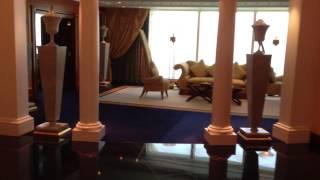 Hospitality Room at the hotel Burj Al Arab. 1/2