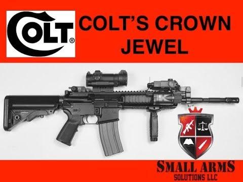 Colt's Crown Jewel - The Colt ACC/LE6944