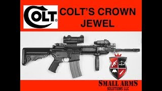 Colt's Crown Jewel - The Colt ACC/LE6944