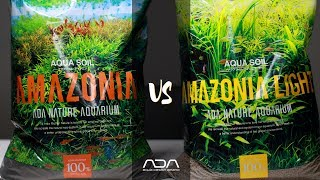 Amazonia vs Amazonia light - ADA Basics series - English
