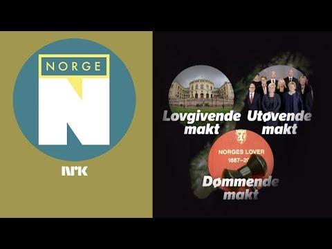 Maktfordelingsprinsippet norge