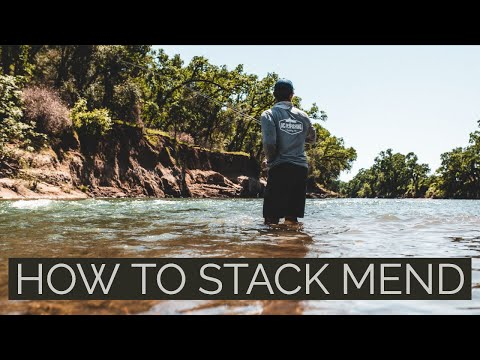 Fly Fishing Tips- How to stack mend