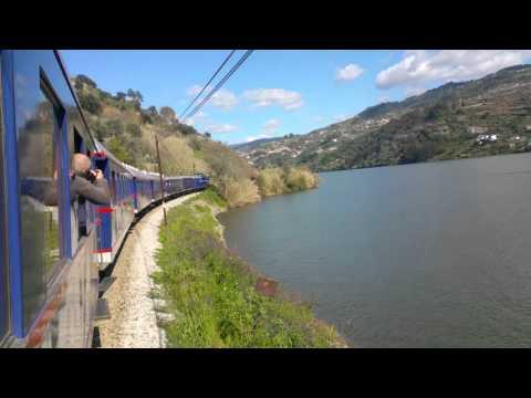 Comboio presidencial ☆ Ponte de Aregos