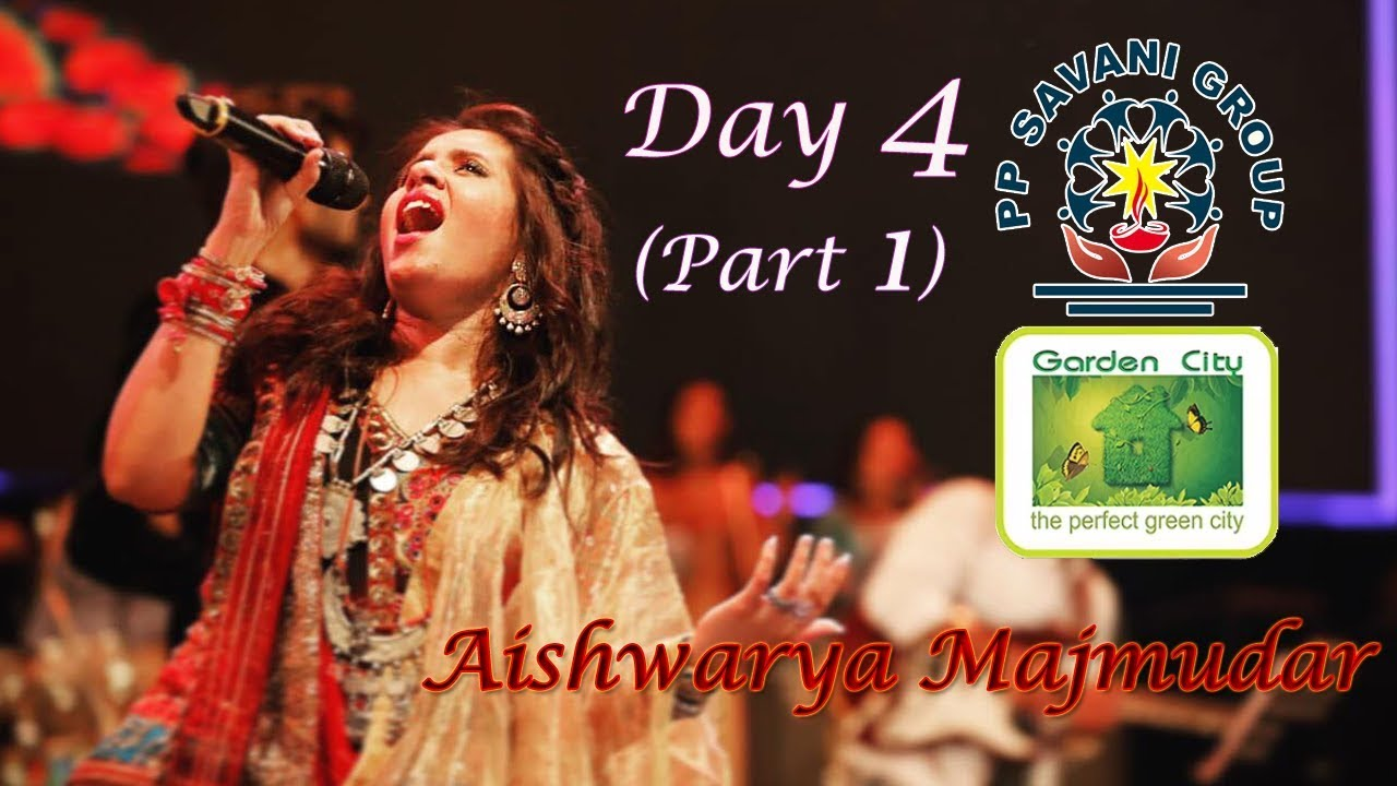 DAY 4 Aishwarya Majmudar | Ankleshwar 2018 | Part 1 by VR Make