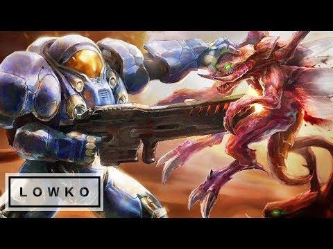 StarCraft 2: EPIC Terran vs Zerg! (Bo5)