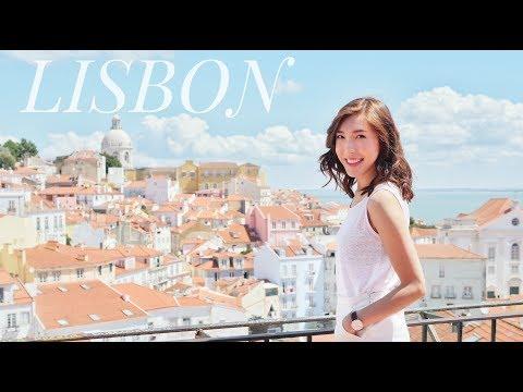 PORTUGAL TRAVEL VLOG: DAY 1 IN LISBON