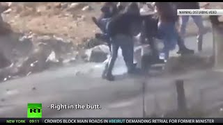 Video emerges showing IDF joking as they shoot Palestinian protesters