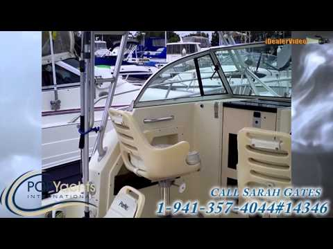 UNAVAILABLE] Used 2007 Parker Marine 2310 Walkaround in San