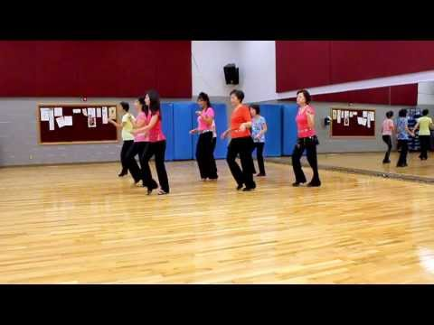 Poor Little Fool - Line Dance (Dance & Teach in English & 中文)