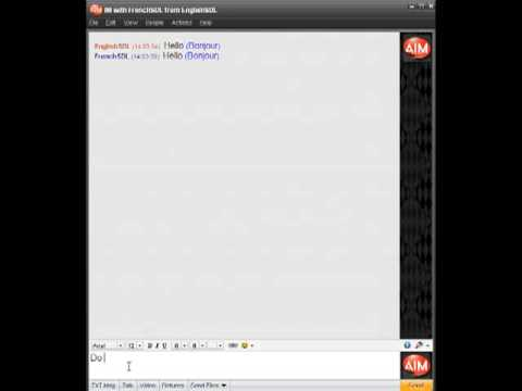Google Translate in Google Talk from YouTube · Duration:  2 minutes 36 seconds