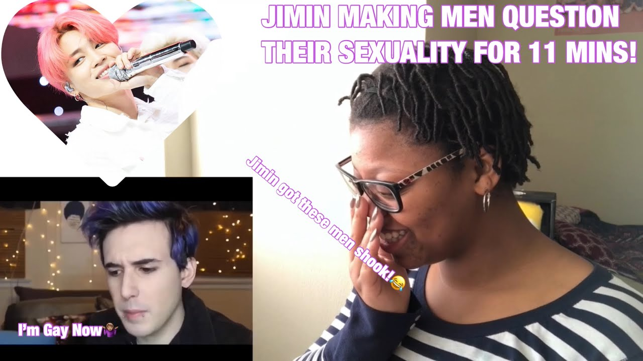 Jimin Making Guys Question Thier Sexuality For 11 Mins -3068