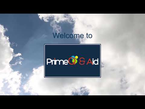 PrimeQ & Aid session 1 - Cloud Reporting Basics