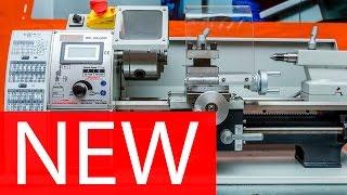 Настольный токарный станок по металлу Metal Master MML 180x300  v