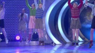 """Das Musical """"Das Wunder von Bern"""" bei """"Die Besten im Sommer"""" mit Florian Silbereisen"""