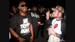 Download Mac Miller ft. Juicy J - Lucky Ass Bitch (Bass Boosted) MP3 song and Music Video