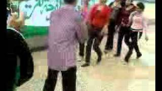 تحرش جمهور الاهلي الليبي ببنات تونسيات في تونس العاصمة