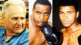 Larry Merchant on Which Boxers Intimidate Him and the Ali vs Liston Fight