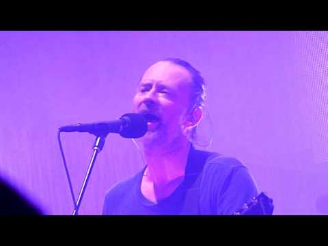Radiohead Let Down Live American Airlines Arena Miami FL March 30 2017