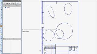 Окружности в Компас 3D v11 (19/49)