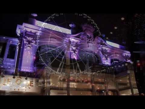 Paris - Visite du petit palais puis illumination des champs elysées