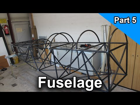 The Fuselage [Part 5] | Build your own Airplane !