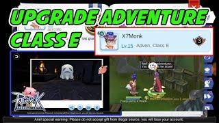 Upgrade Adventure E Class - Ragnarok Mobile Eternal Love (how to)