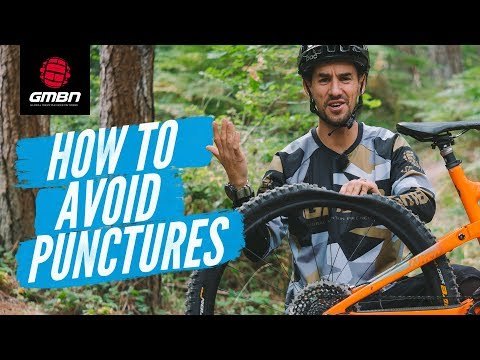 How To Avoid Punctures On Your Mountain Bike