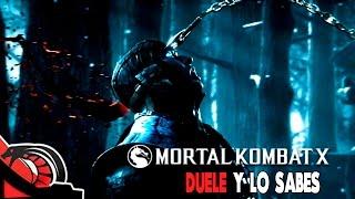 DUELE Y LO SABES   Mortal Kombat X - Rageduels Vs None