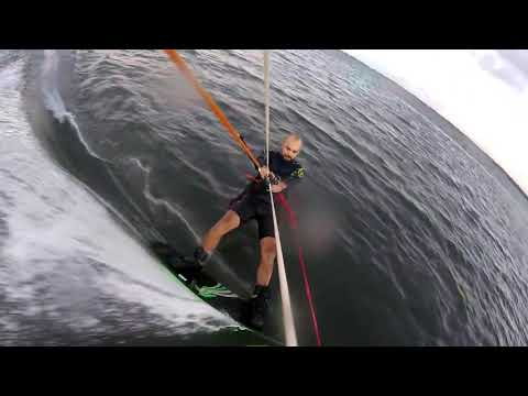 Manly kiteboarding QLD