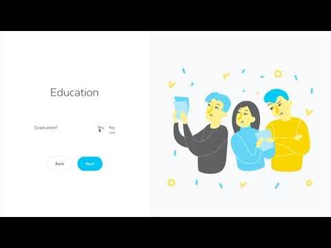 Easily create an account | WorkFor Recruiting