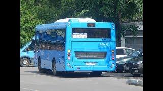 Поездка на автобусе ЛиАЗ-4292.60 (Группа ГАЗ) № 041412 Маршрут № КМ (Пл. Карачарово - Пл. Чухлинка)