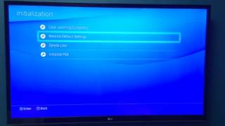 HOW TO FACTORY RESTORE OR DELETE A USER OFF YOUR PS4 x PLAY
