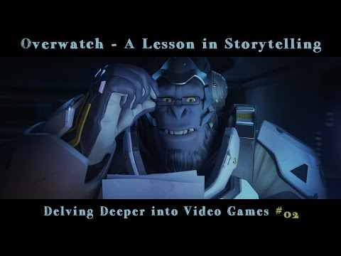 Overwatch - A Lesson in Storytelling