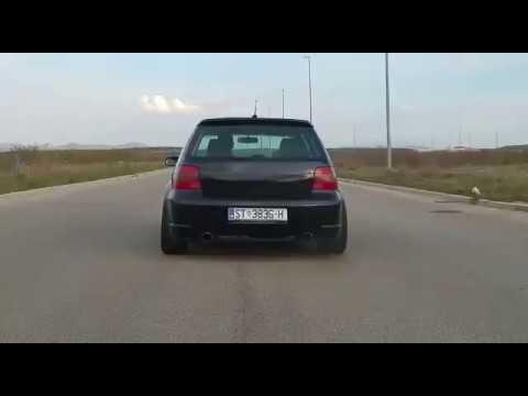 VW Golf IV VR6 Turbo 4Motion (620 HP) - Insane Acceleration!