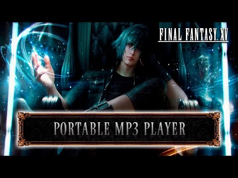 Final Fantasy XV - How to get Portable MP3 Player (Tips & Tricks)