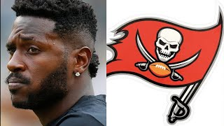 Antonio Brown SIGNING with the Tampa Bay Buccaneers?